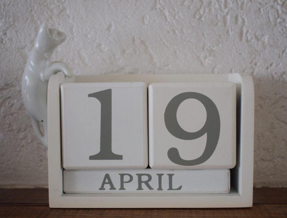 uitgerekende datum