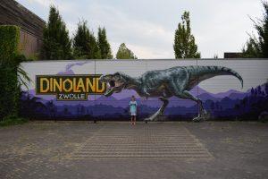 Dinoland Zwolle vakantie dinosaurus