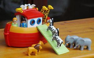 playmobil ark van noach