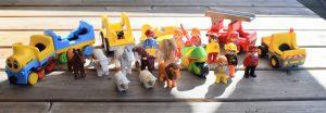 Playmobil cadeautje jongen