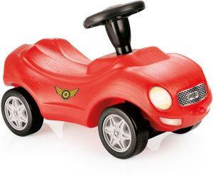 Rode loopauto cadeau 2 jarige zoon