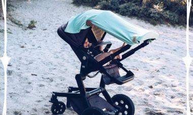 UV-werend schaduwdoek kinderen beschermen zon
